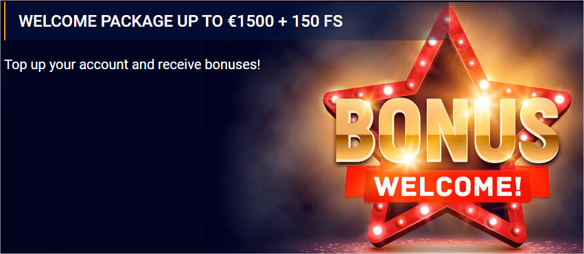 JV Spin Welcome Offer